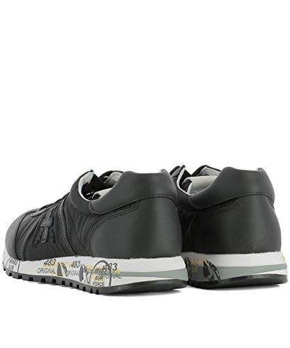 PREMIATA Sneakers Uomo LUCY2807 Tessuto Nero