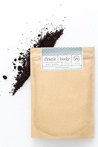 Mint Roasted Coffee (Frank Body Peppermint Coffee Scrub)