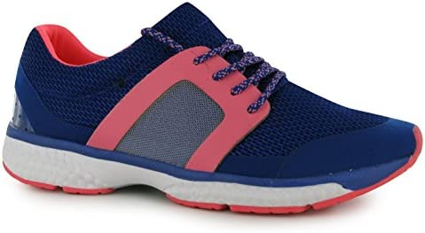 Tela Camino de rebote zapatillas para mujer cobalto/Coral zapatillas deporte zapatos calzado, Cobalt/Coral