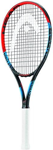HEAD MX Cyber Tour Tennis Racquet (Pre-Strung) (4 1/4) (Best Tennis Racquet For Intermediate Player 2017)