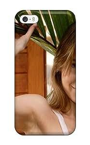 AmandaMichaelFazio Iphone 5/5s Hard Case With Fashion Design/ KcpDEMV15722KvrRd Phone Case
