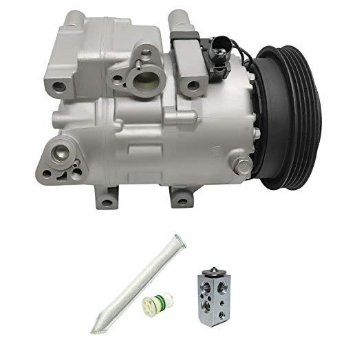 Hyundai A/c Compressor - RYC Remanufactured AC Compressor Kit KT DI21