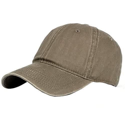Leisial Gorra de Béisbol con Algodón Ocio Sombrero de Sol al Aire Libre  Deporte Hats Hip 5334923725f
