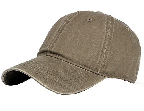 WeiMay - Gorra de béisbol - para Hombre Kahki