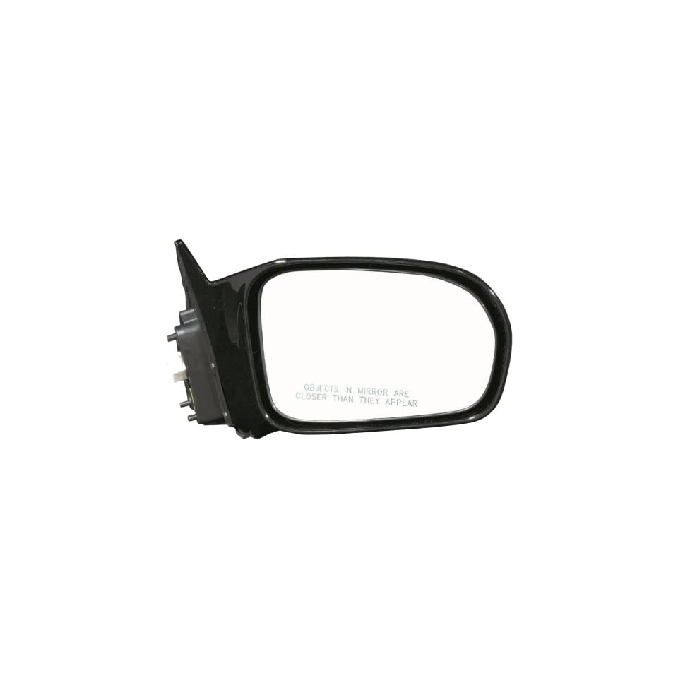 OE Replacement Honda Civic Passenger Side Mirror Outside Rear View (Partslink Number HO1321146)