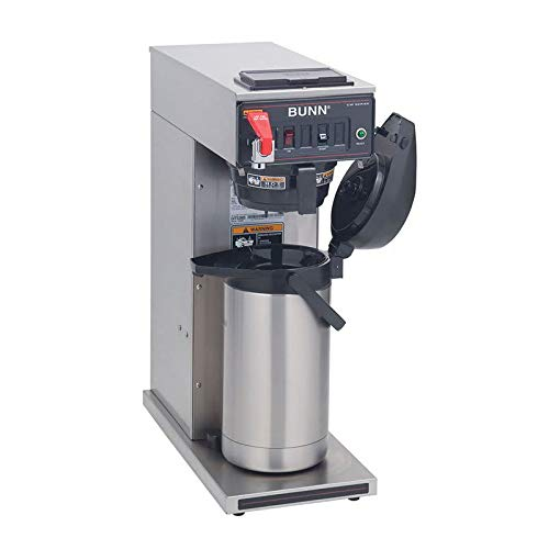 (Bunn 23001.0006 CWTF15-APS Automatic Airpot Coffee Brewer with Hot Water Faucet -)