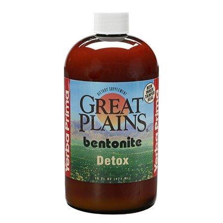 Yerba Prima Bentonite Detox  32 Ounce