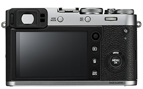 Fujifilm X100F 24.3 MP Mirrorless Camera with Fixed f23 mm F2 Lens (APS-C X-Trans CMOS III Sensor, Hybrid Viewfinder, 3… 3
