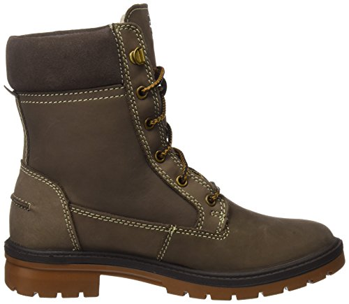 Kamik Rogue6, Chelsea Boots Femme, Marron Braun (Brown-brun)