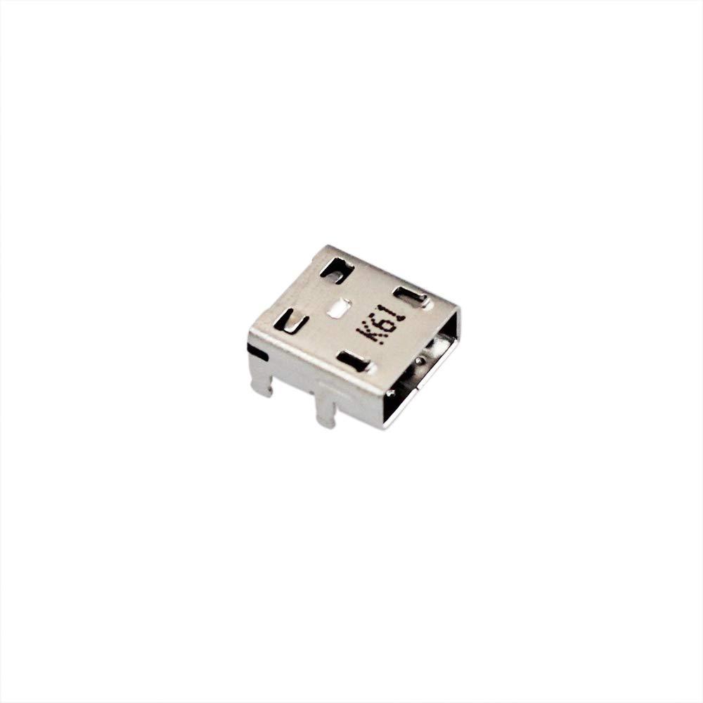 DC Power Jack para ASUS Compatible With E200HA F205TA L200HA