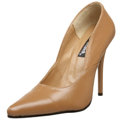 Hoch Camel Pleaser 01 Leather Beige Milan Femme wEEg8vZq