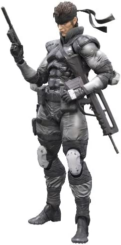 Square Enix Metal Gear Solid Solid Snake Play Arts Kai Action Figure