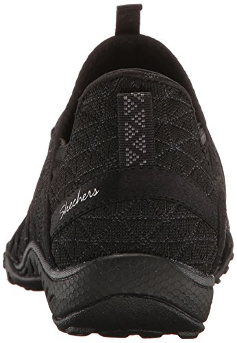 Easy City Schwarz Breathe Viva Skechers Ausbilder Damen Schwarz Black PIpwqqE