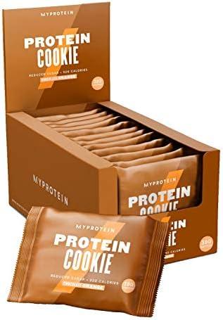 Myprotein Max Protein Cookie Box Chocolate Orange 12 x 75 g