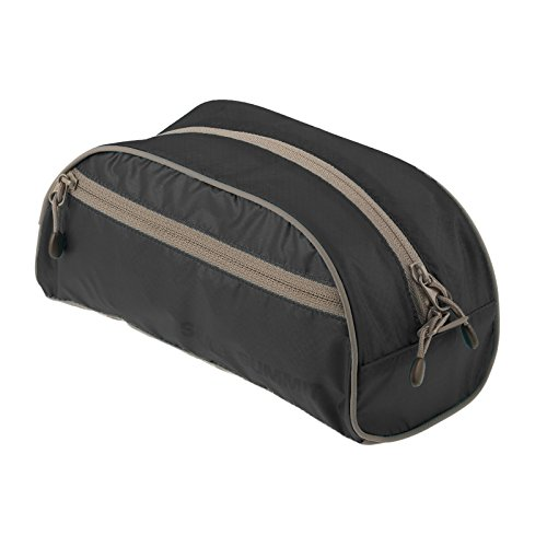 Sea to Summit Travelling Light Toiletry Bag (Large/Black)