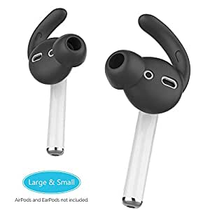 Amazon.com: AhaStyle Earbuds Ear Hooks Covers [Sound