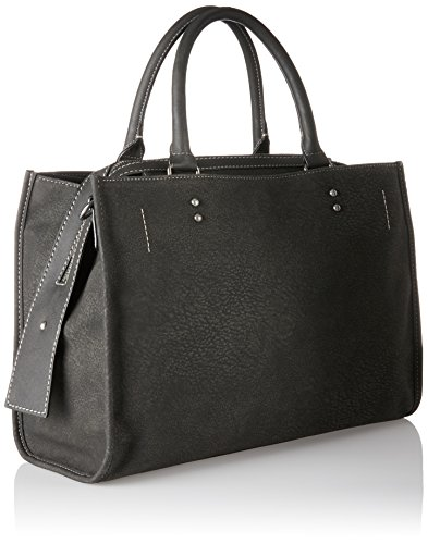 s.Oliver (Bags) 39.708.94.6018 - Borsa Donna, Schwarz (Black), 16x27,5x38,50 cm (B x H T)
