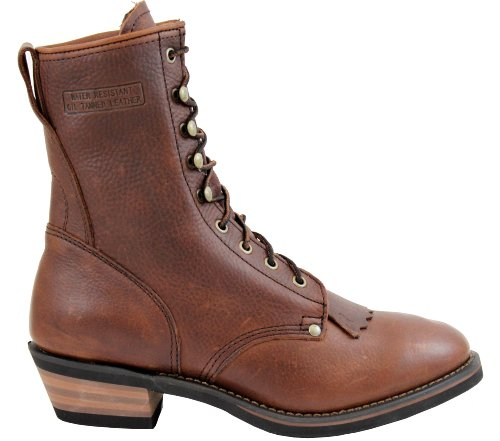 Adtec Mens 9 Packare Boot Brun