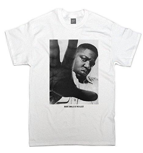 Biggie Smalls is der illest Hip Hop T-Shirt Vintage rap Ostküste 2pac trikot - XL