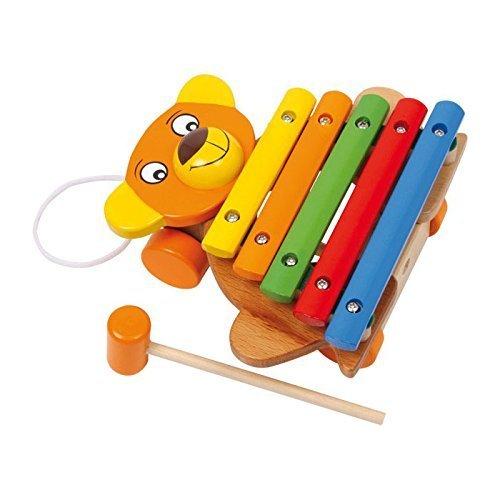 Legler Bear Xylophone by Legler
