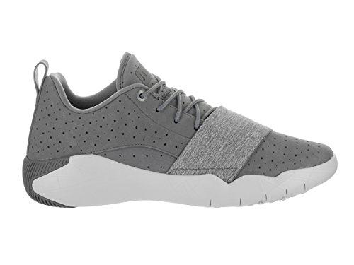 Nike Jordan Mens 23 Scarpe Da Basket Breakout Cool Platino Grigio / Nero-puro