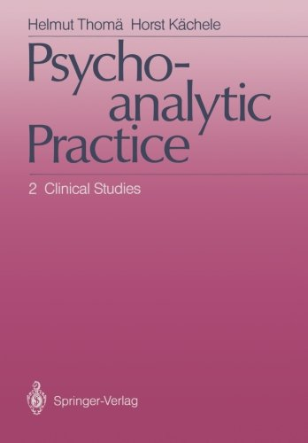 Psychoanalytic Practice: 2 Clinical Studies