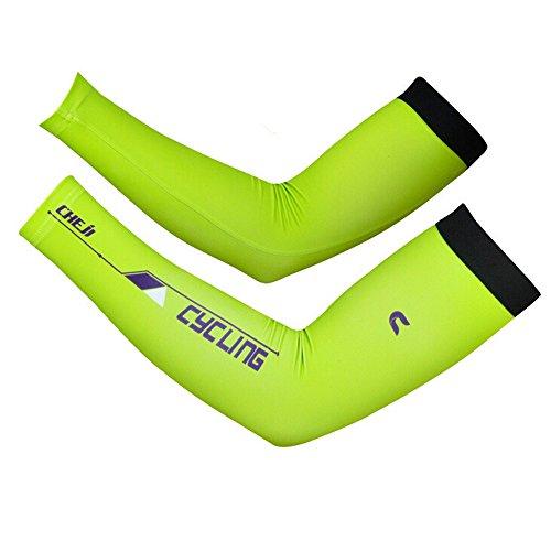 Ezyoutdoor 1 Pair Unisex Comfortable Lycra Pioneer Series - Titan Arm Sleeve