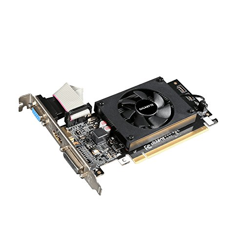 Gigabyte GV-N710D3-2GL REV2.0  Graphics Card nVidia GeForce GT...