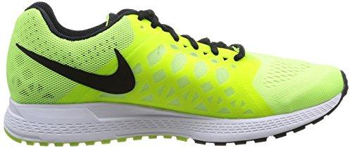 promo code 316cb 6c498 Nike Mens Air Zoom Pegasus 31, VOLT ICEBLACK-VOLT-ANTHRCTICA