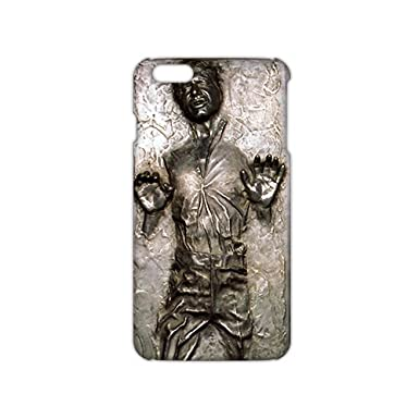 sale retailer d0b78 2432c KJHI Star Wars Han Solo in Carbonite Life 3D Phone Case for iPhone 6 ...