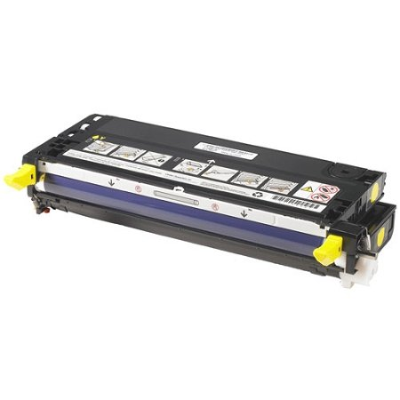 Dell 3115 MFP Yellow Toner Cartridge  8,000 Pages