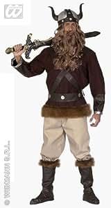 Disfraz de Vikingo Velkan Carnaval
