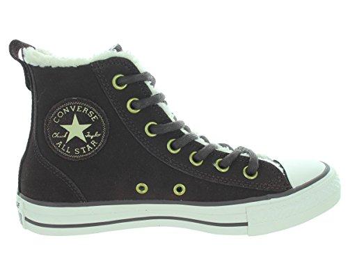 Converse Chuck Taylor All Star high Chelsea Zapatillas para mujer - marrón/blanco