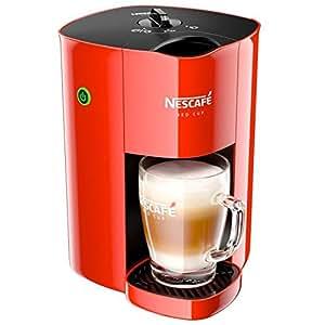 Coffee Maker Nescafe : Amazon.com: COFFE MAKER NESCAFE Red Cup Coffee Machine: Kitchen & Dining