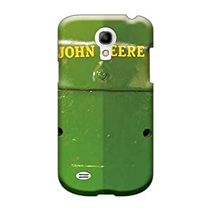 Perfect Hard Phone Cases For Samsung Galaxy S4 Mini (EGU13948knem) Customized Vivid John Deere Pictures