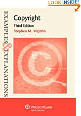 Examples & Explanations: Copyright, Third Edition (Paperback)