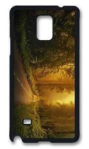 Adorable enchanted forest way Hard Case Protective Shell Cell Phone Samsung Galxy S4 I9500/I9502 Kimberly Kurzendoerfer