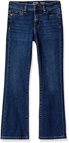 (Amazon Essentials Big Girls' Boot-Cut Jeans, Houston/Medium,12)