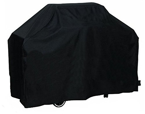 Nobrand Negro Impermeable Cubierta de Barbacoa al Aire Libre Lluvia Barbacoa Grill Protector 2 Tamaños (170 * 61 * 117cm)