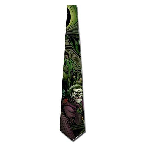 AGOGO Custome The Joker Ties (Joker Customes)