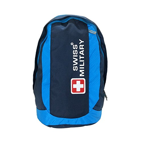 Swiss Military 31 Ltrs Blue Laptop Backpack  LBP22