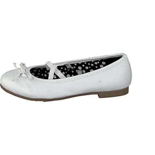 Indigo Ballerina White