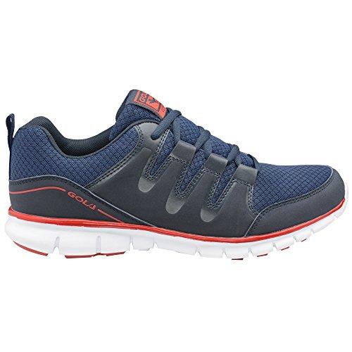 Gola Termas 2 - Zapatillas de running Hombre Red & Blue