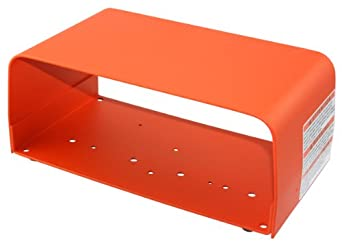 Linemaster 522-B12 Full Twin Guard, Orange