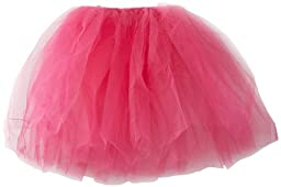 Capezio Little Girls\' Romantic Tutu, Hot Pink, One Size