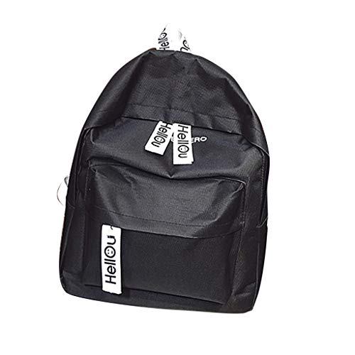 2019 Clearance Sale!DDKK bags School Backpack for Girls Boys for Middle School Cute Bookbag-olid School Bags-Outdoor Travel Hiking Daypack