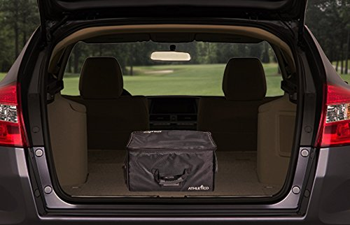 Athletico Golf Trunk Organizer Storage - Car Golf Locker To Store Golf Accessories | Collapsible When Not In Use by Athletico (Image #6)