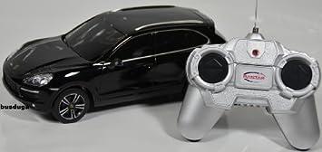 RC Porsche Cayenne Turbo – Escala.: 1: 24 – teledirigido – Juego completo