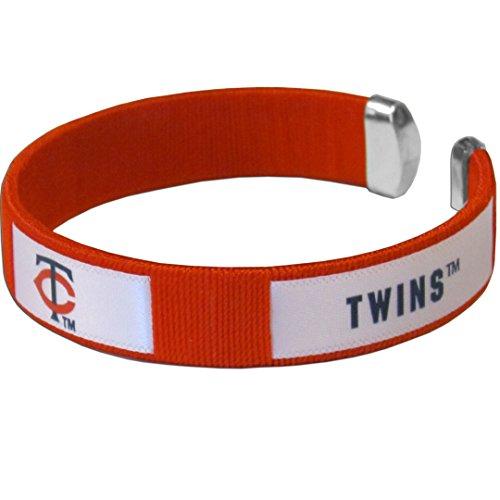 Siskiyou Minnesota Twins - MLB Fan Band Bracelet ()