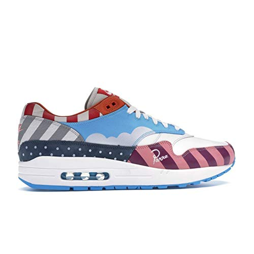 promo code 7a33e 18bd7 PARRA AIR MAX 1 X Friends and Family Limited Edition Men's Running Shoes  (7.5 UK): Buy Online at Low Prices in India - Amazon.in